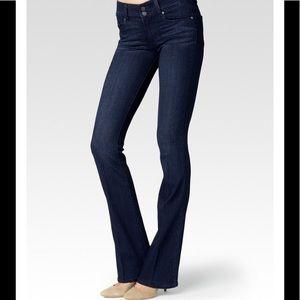 Paige Jeans hidden hills bootcut size 27